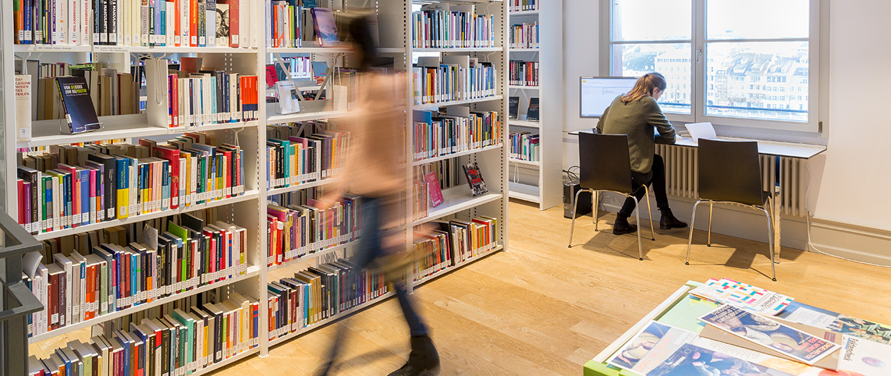 Bibliothek des Zentrums Gender Studies